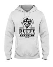 DUFFY legend Hooded Sweatshirt front