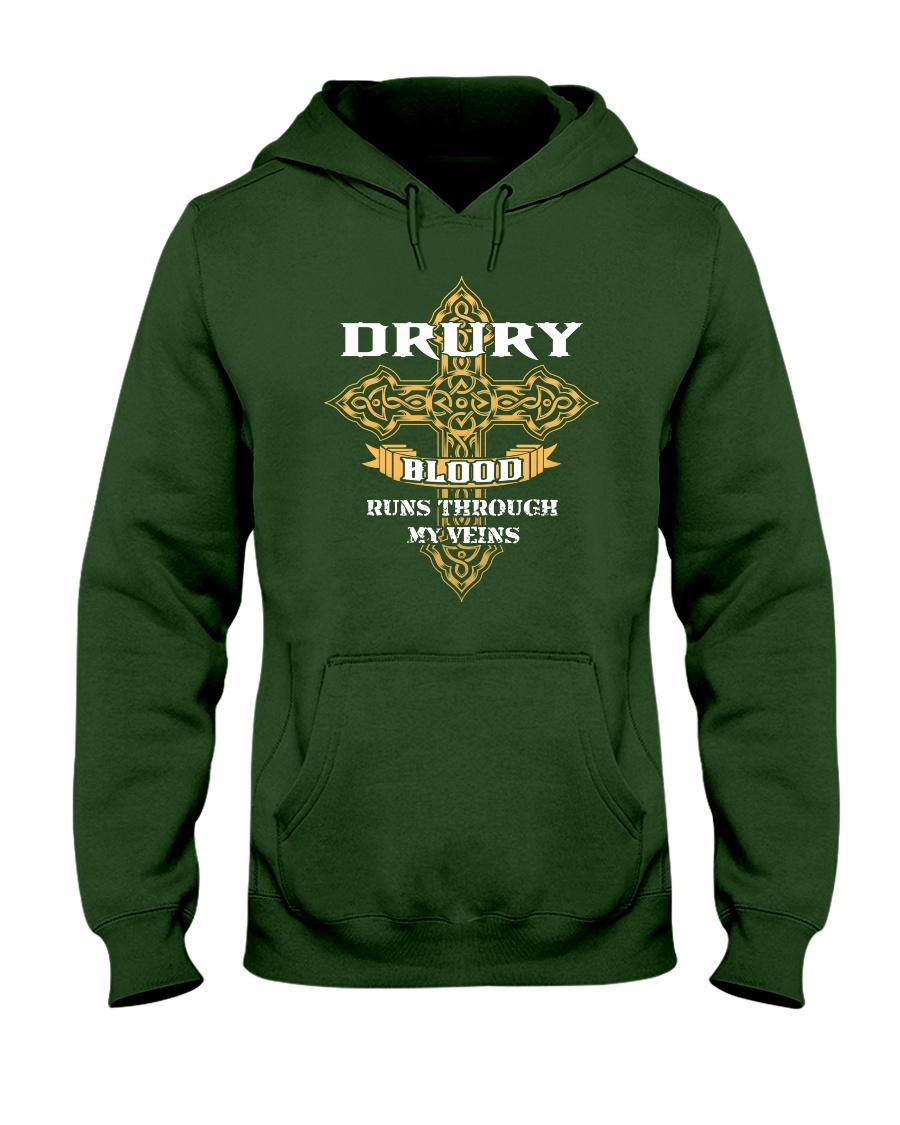 DRURY Hooded Sweatshirt