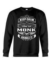 MONK Crewneck Sweatshirt thumbnail
