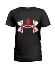 Yankee team Ladies T-Shirt front