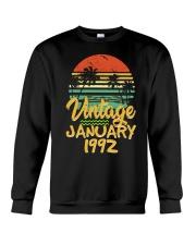 Vintage January 1992 Crewneck Sweatshirt thumbnail