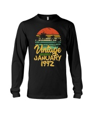 Vintage January 1992 Long Sleeve Tee thumbnail