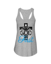 Female God T-Shirt Ladies Flowy Tank front