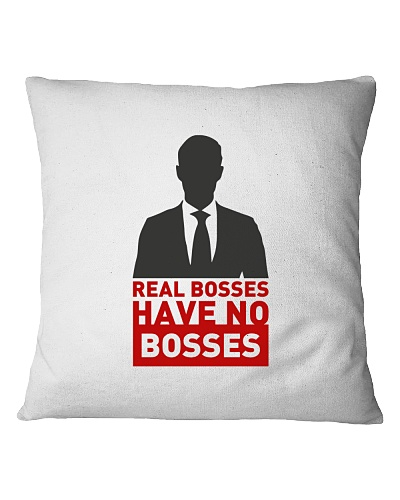 Real Bosses Have No Bosses