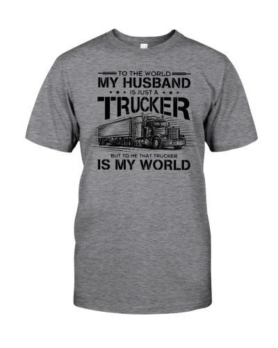 LIMITED EDITION HUSBAND TRUCKER