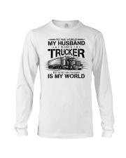 LIMITED EDITION HUSBAND TRUCKER Long Sleeve Tee thumbnail