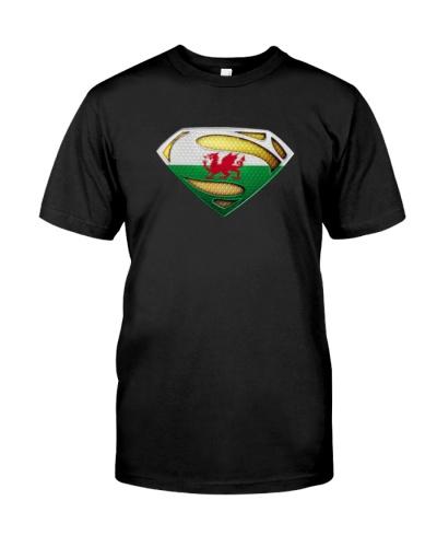 Super Welsh shirt