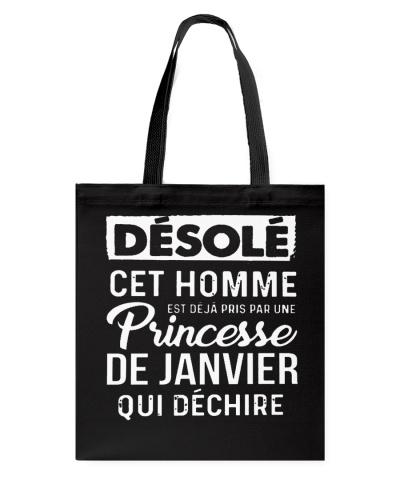 DESOLE CET HOMME PRINCESSE DE