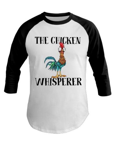 the chicken whisperer