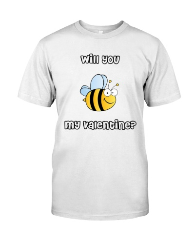 Will You Bee My Valentine