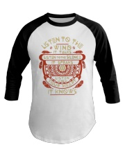 Listen to your heart - Limited Edition T-Shirt Baseball Tee thumbnail