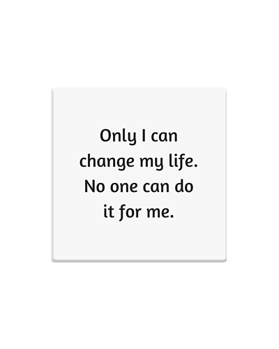 Magnet:Only I Can Change My Life