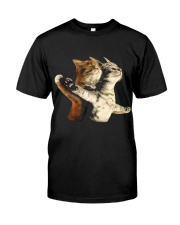 Cat Titanic 01 Premium Fit Mens Tee thumbnail