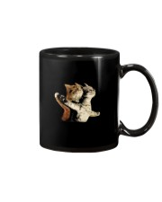 Cat Titanic 01 Mug tile