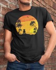 Dachshund Lover Shirt Slim Fit T-Shirt Classic T-Shirt apparel-classic-tshirt-lifestyle-26