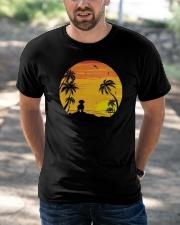 Dachshund Lover Shirt Slim Fit T-Shirt Classic T-Shirt apparel-classic-tshirt-lifestyle-front-50