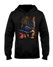 Rottweiler  Classic T-shirt Hooded Sweatshirt thumbnail