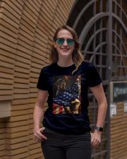 Rottweiler  Classic T-shirt Ladies T-Shirt lifestyle-women-crewneck-front-2