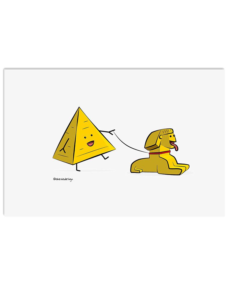 Pyramid 24x16 Poster