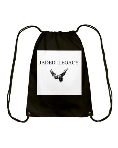 Black signature JL bag