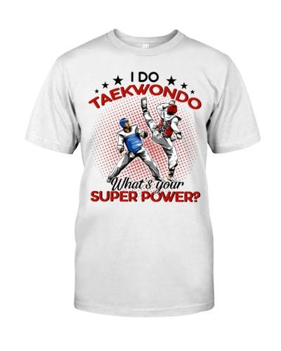 Taekwondo Super Power
