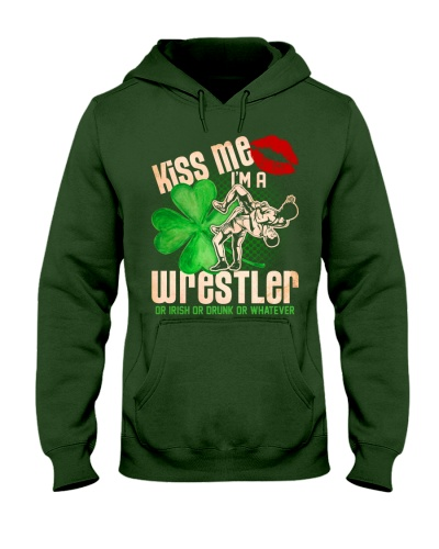 I'm A Wrestler Shamrock