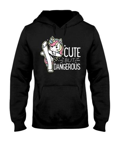 Cute Dangerous Karate Taekwondo