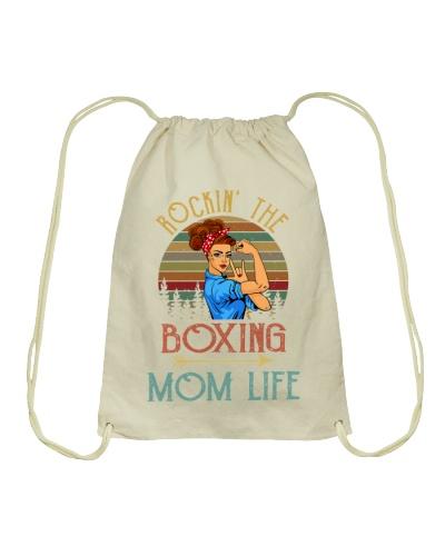 Rockin' The Boxing Mom Life