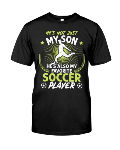 Son Soccer Player