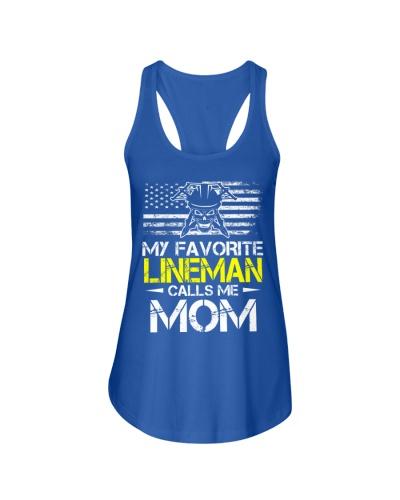 My Favorite Lineman Calls Me Mom