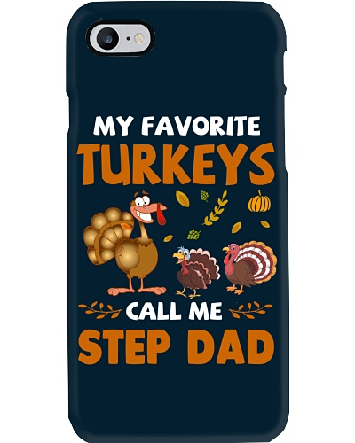 Thanksgiving Call Me Step Dad