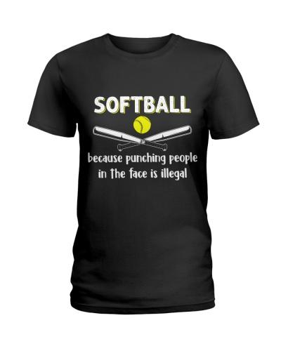 Softball Because