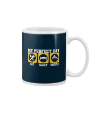 Wrestling My Perfect Day Mug thumbnail