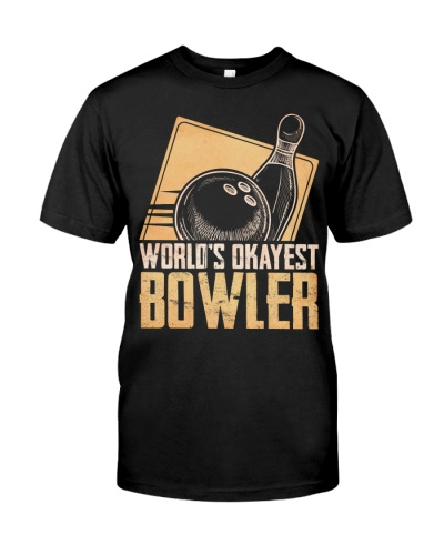 World's Okayest Bowler