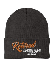 Retired Registered Nurse Knit Beanie tile