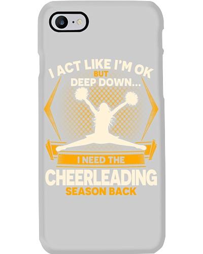 Cheerleading Season Back