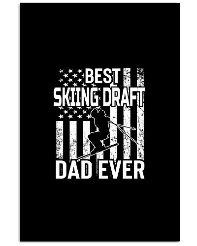 Best Skiing Draft Dad Ever Father's Day