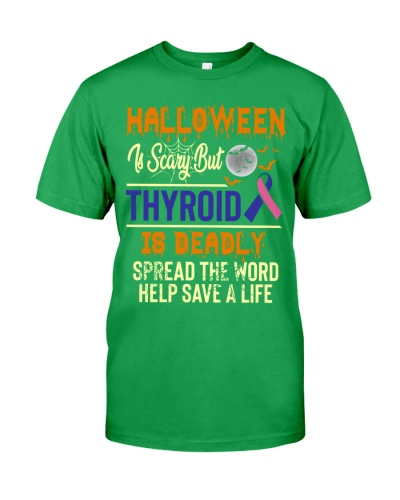 Thyroid Cancer Halloween Costume