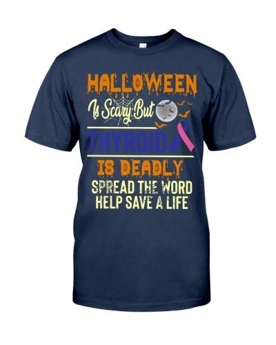Thyroid Cancer Halloween Costume