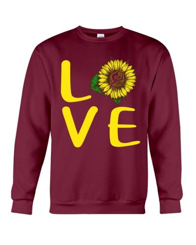 Love Gymnastics Sunflower