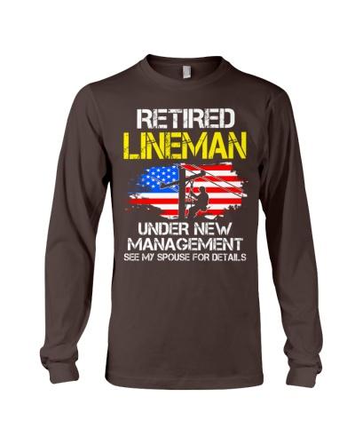 Retired Lineman Under New Management