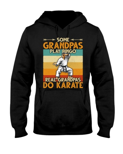 Real Grandpas Do Karate