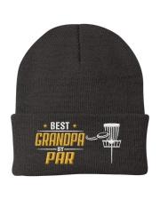Best Grandpa Disc Golf Knit Beanie thumbnail