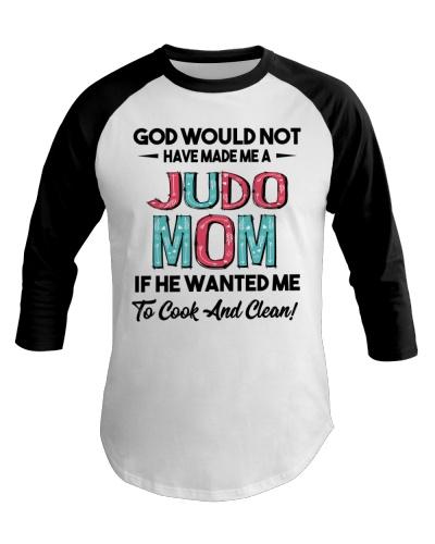 Judo Mom