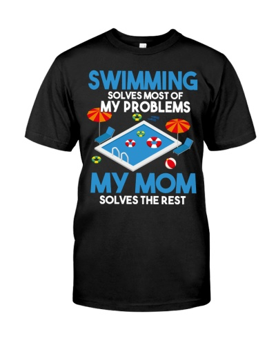 Swimming Solves Most Of My Problems