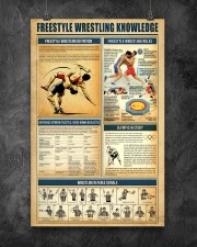 Wrestling Knowledge 11x17 Poster aos-poster-portrait-11x17-lifestyle-12