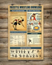 Wrestling Knowledge 11x17 Poster aos-poster-portrait-11x17-lifestyle-14