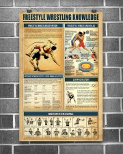 Wrestling Knowledge 11x17 Poster aos-poster-portrait-11x17-lifestyle-18