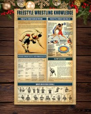 Wrestling Knowledge 11x17 Poster aos-poster-portrait-11x17-lifestyle-22
