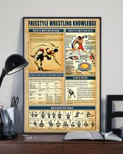 Wrestling Knowledge 11x17 Poster lifestyle-poster-2